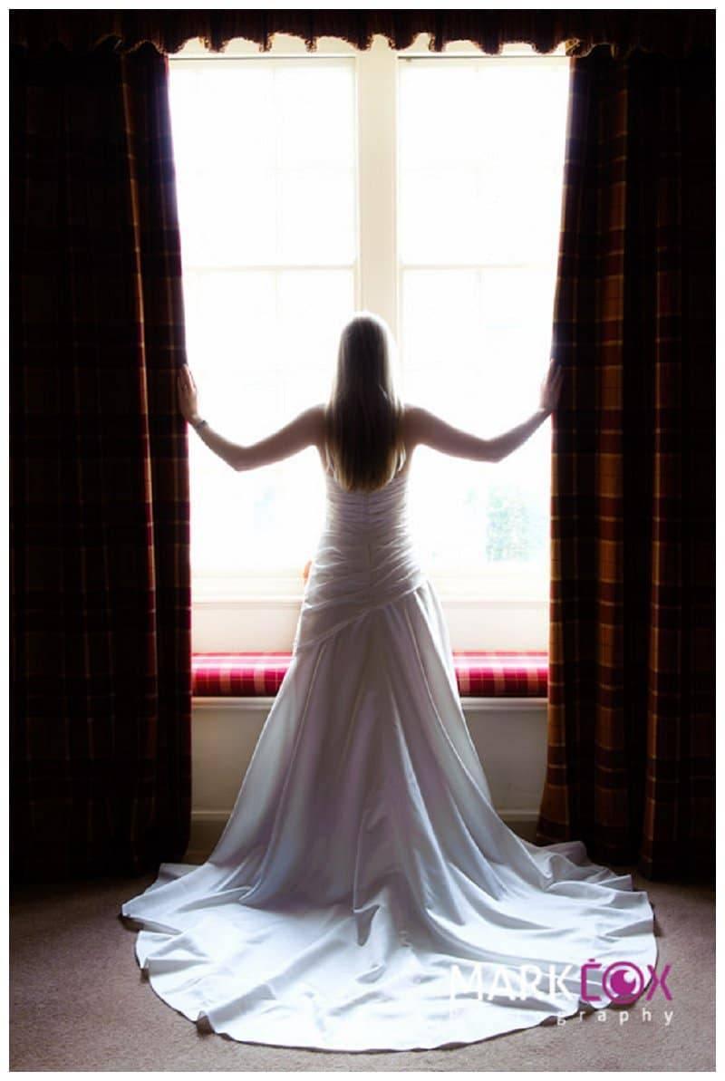 Cherish the Dress - Hannah in her dress