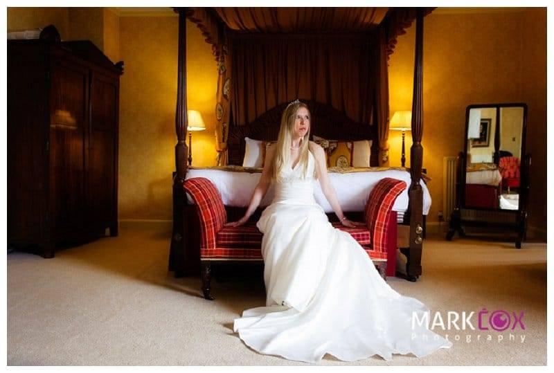Cherish the Dress - Hannah in her dress 4