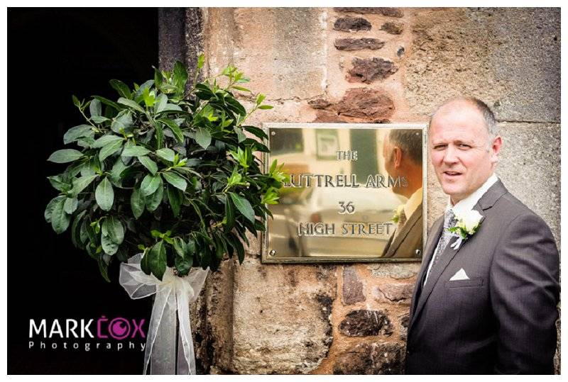 Luttrell Arms Wedding Photography 9