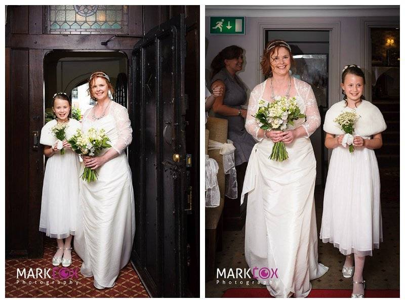 Luttrell Arms Wedding Photography 10