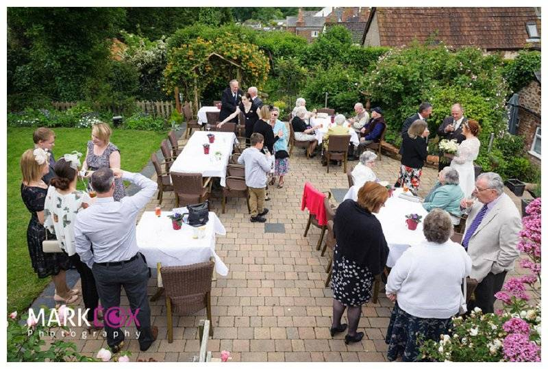 Luttrell Arms Wedding Photography 15