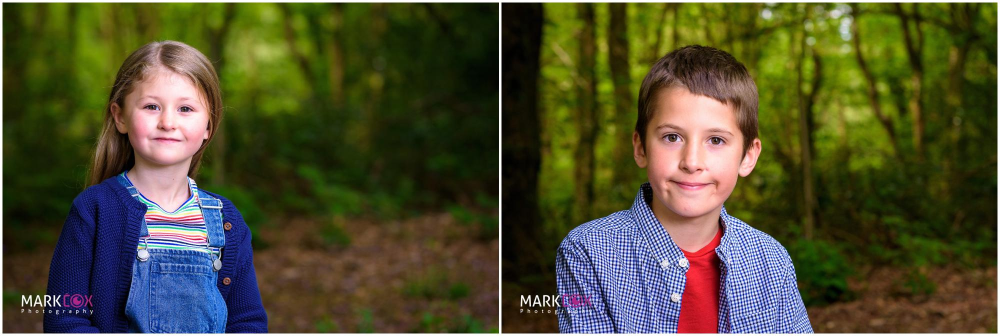 Outdoor Family Portraits - Taunton Portrait Photographer -005