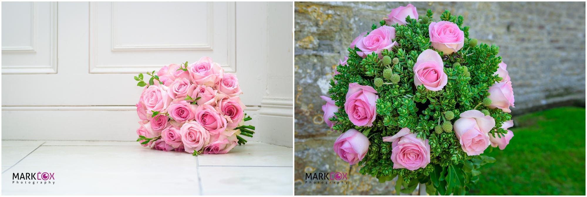 Pink Roses 2 - Taunton Wedding Photographer -001