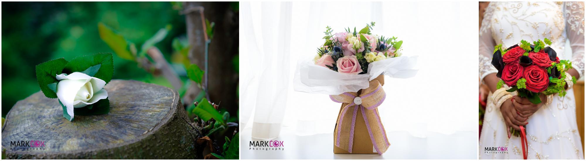 Wedding Flowers - Taunton Wedding Photographer-001