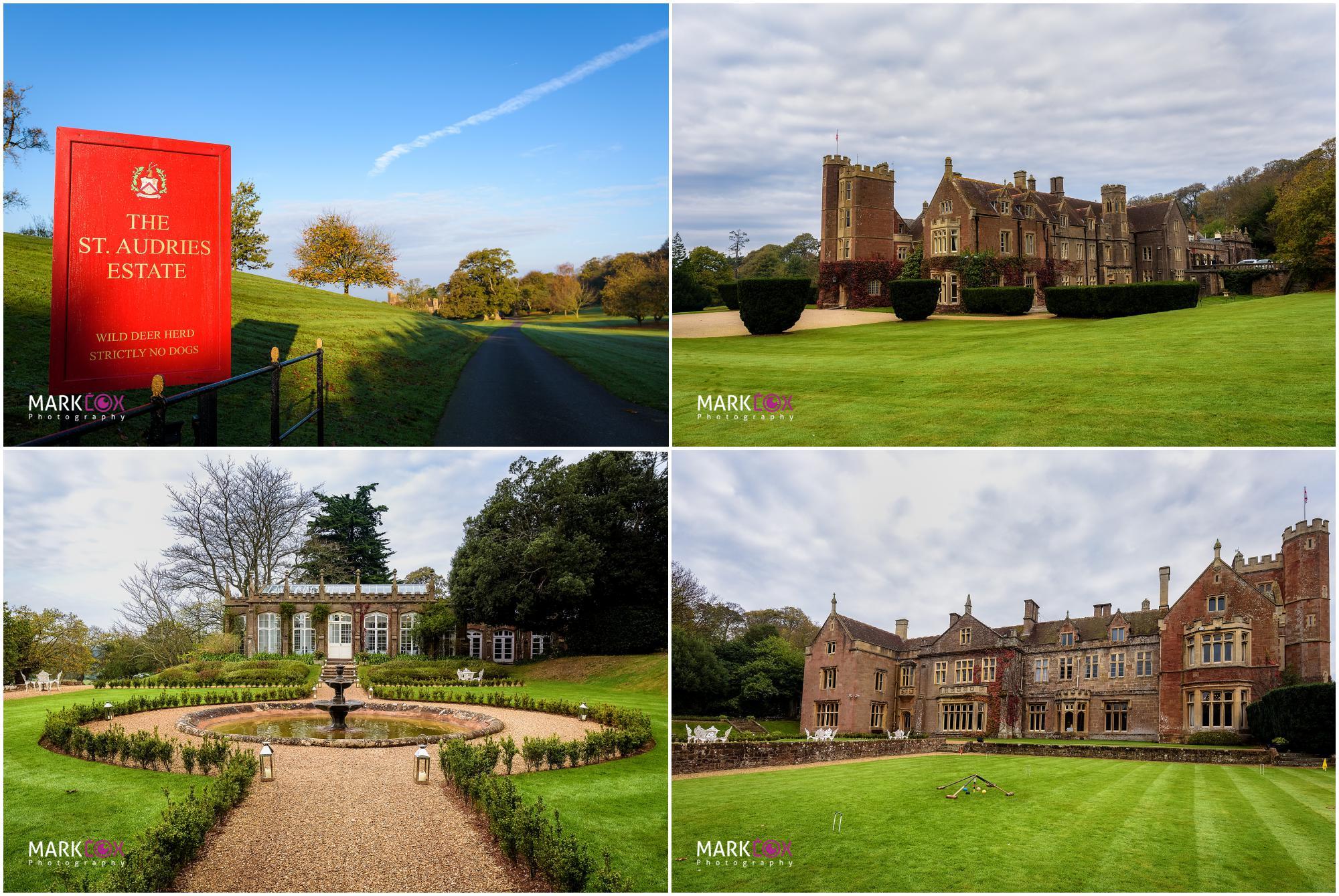 St Audries Park Venue - Somerset Wedding Photographer-001