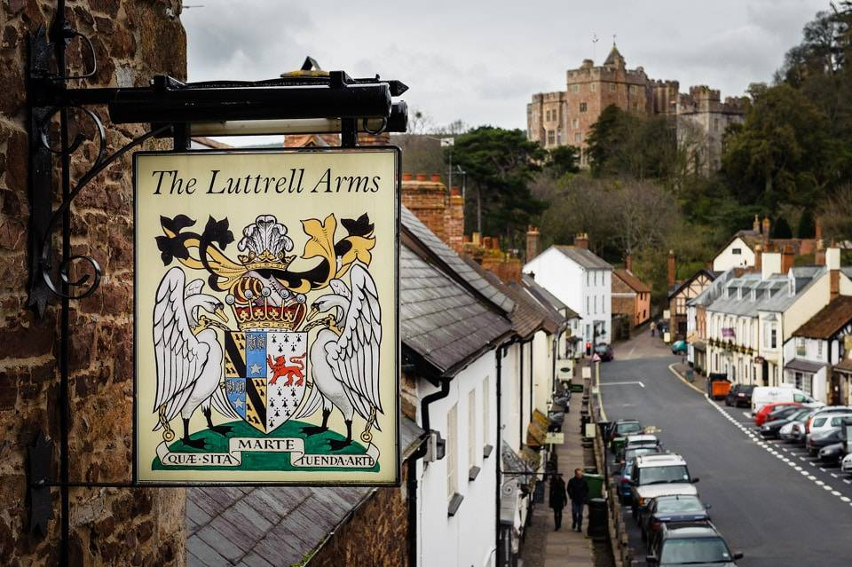 Luttrell Arms - Dunster