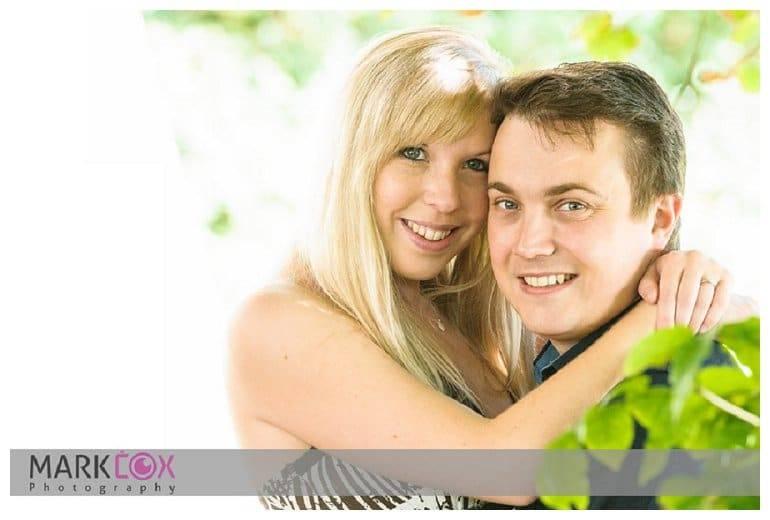 Plymouth Hoe Hannah and Matt Engagement Shoot 5