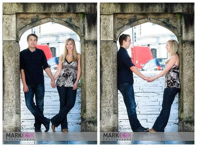 Plymouth Hoe Hannah and Matt Engagement Shoot 6