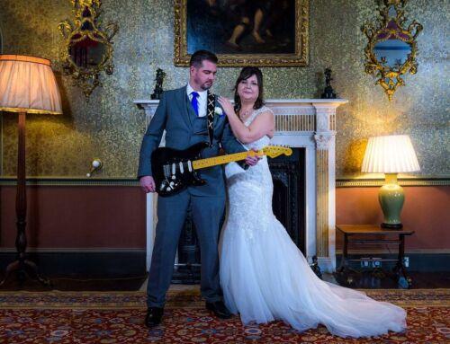 Dunster Castle – Christmas Wedding