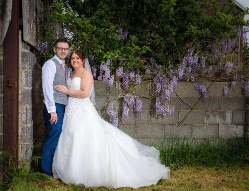 Sydenham Barn Wedding