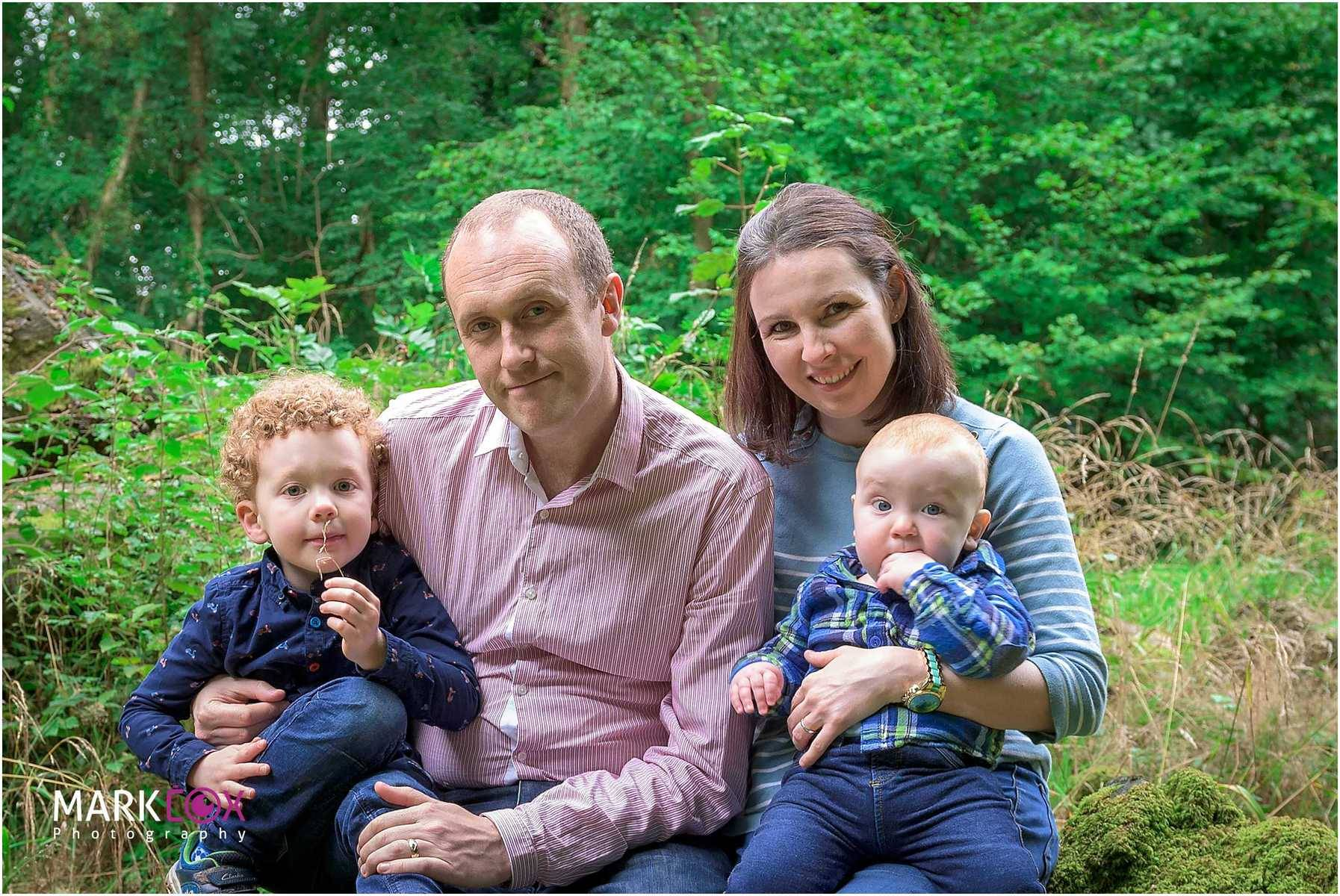 Family Photography in Taunton, more family portraits