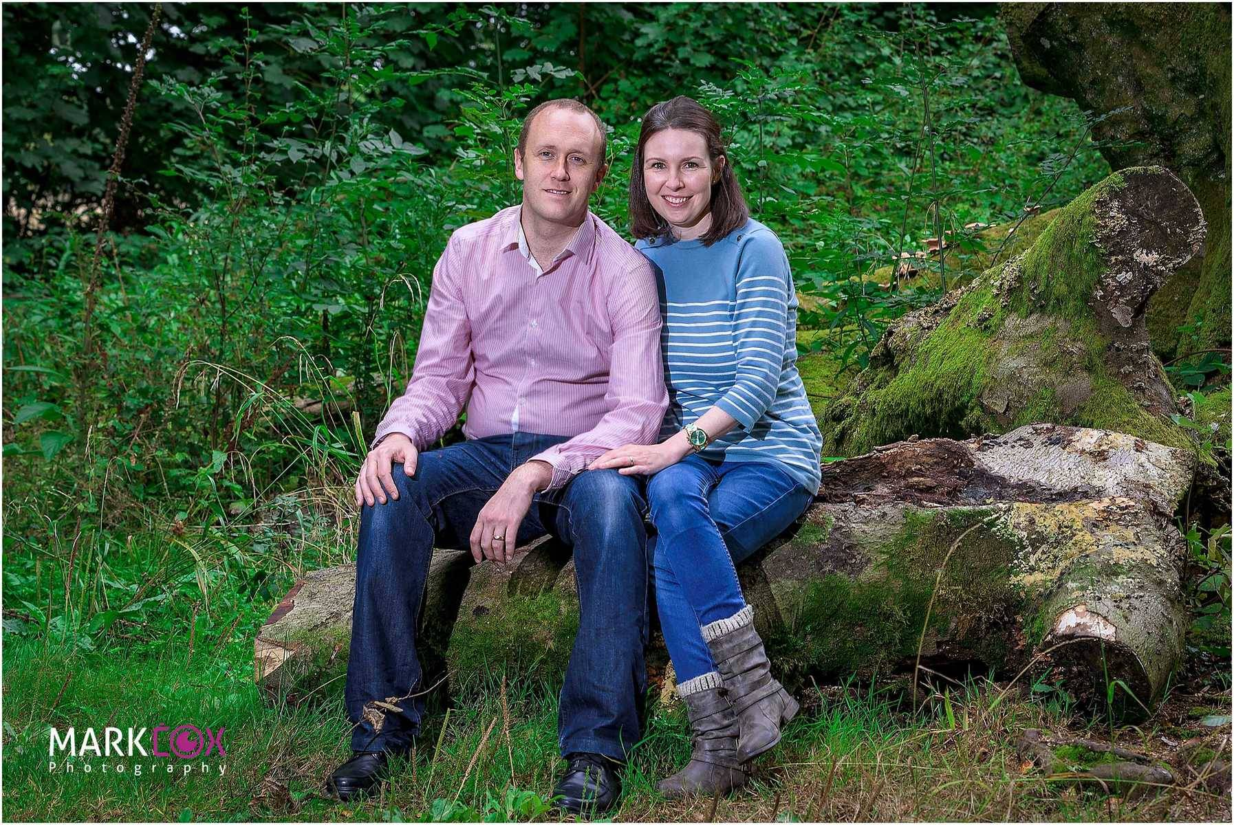 Family Photography in Taunton, a family portrait, a photograph of the parents