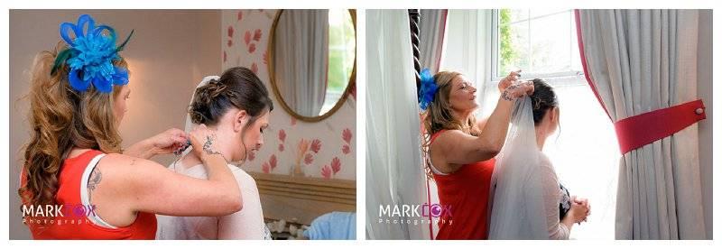 Haselbury Mill Wedding Photography 10