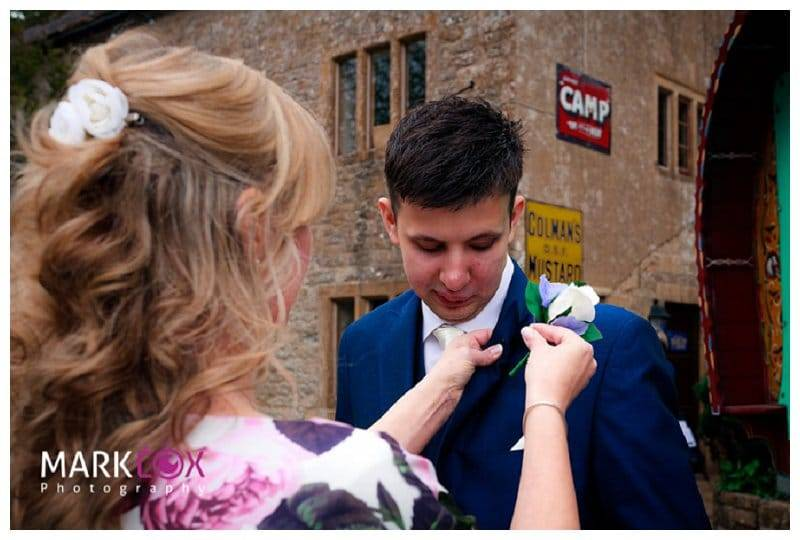 Haselbury Mill Wedding Photography 12