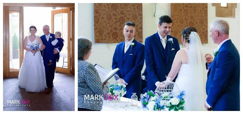 Haselbury Mill Wedding Photography 15