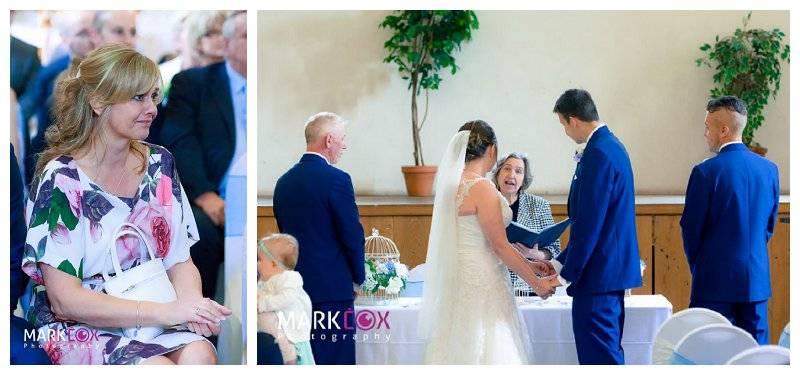 Haselbury Mill Wedding Photography 16