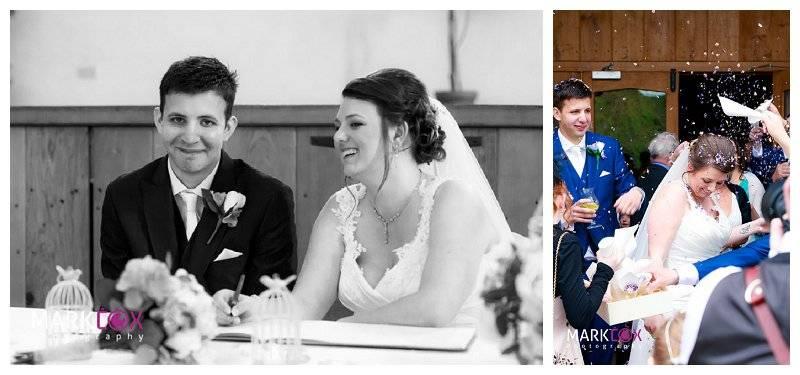 Haselbury Mill Wedding Photography 18
