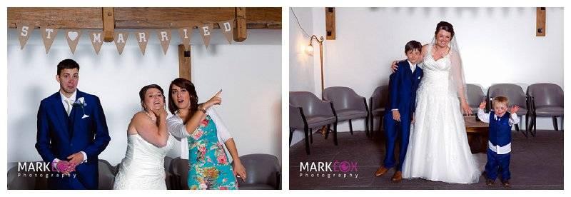 Haselbury Mill Wedding Photography 29