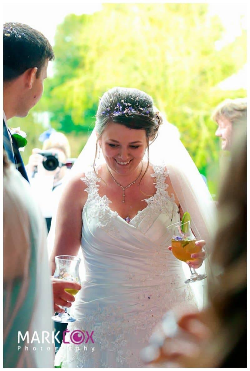 Haselbury Mill Wedding Photography 30