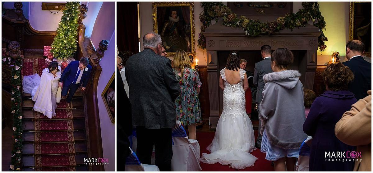 Taunton Wedding Photographer Christmas Wedding 542