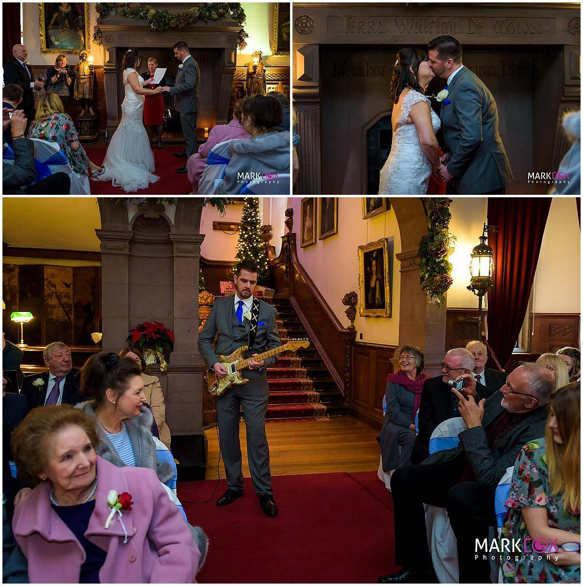 Taunton Wedding Photographer Christmas Wedding 544