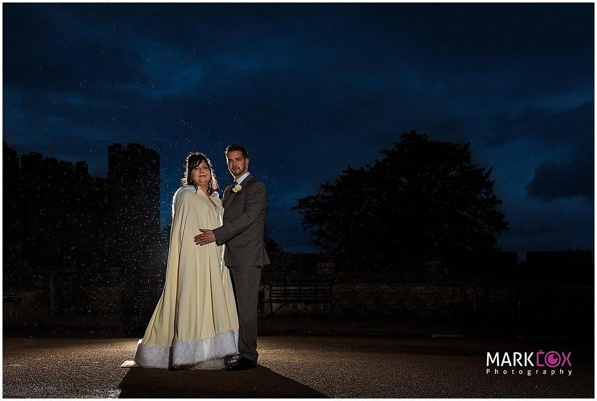 Taunton Wedding Photographer Christmas Wedding 552